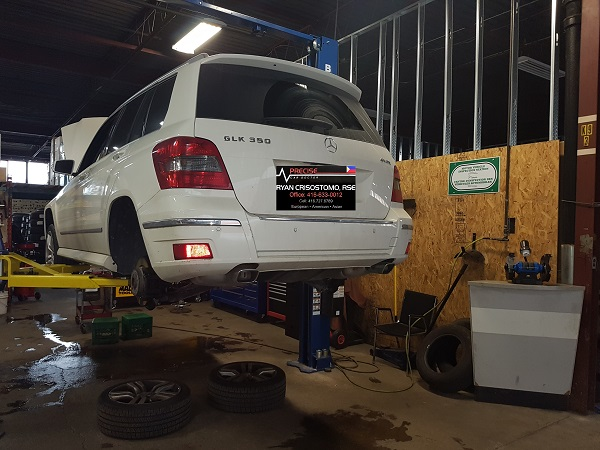 Mercedes Benz Maintenance & Service